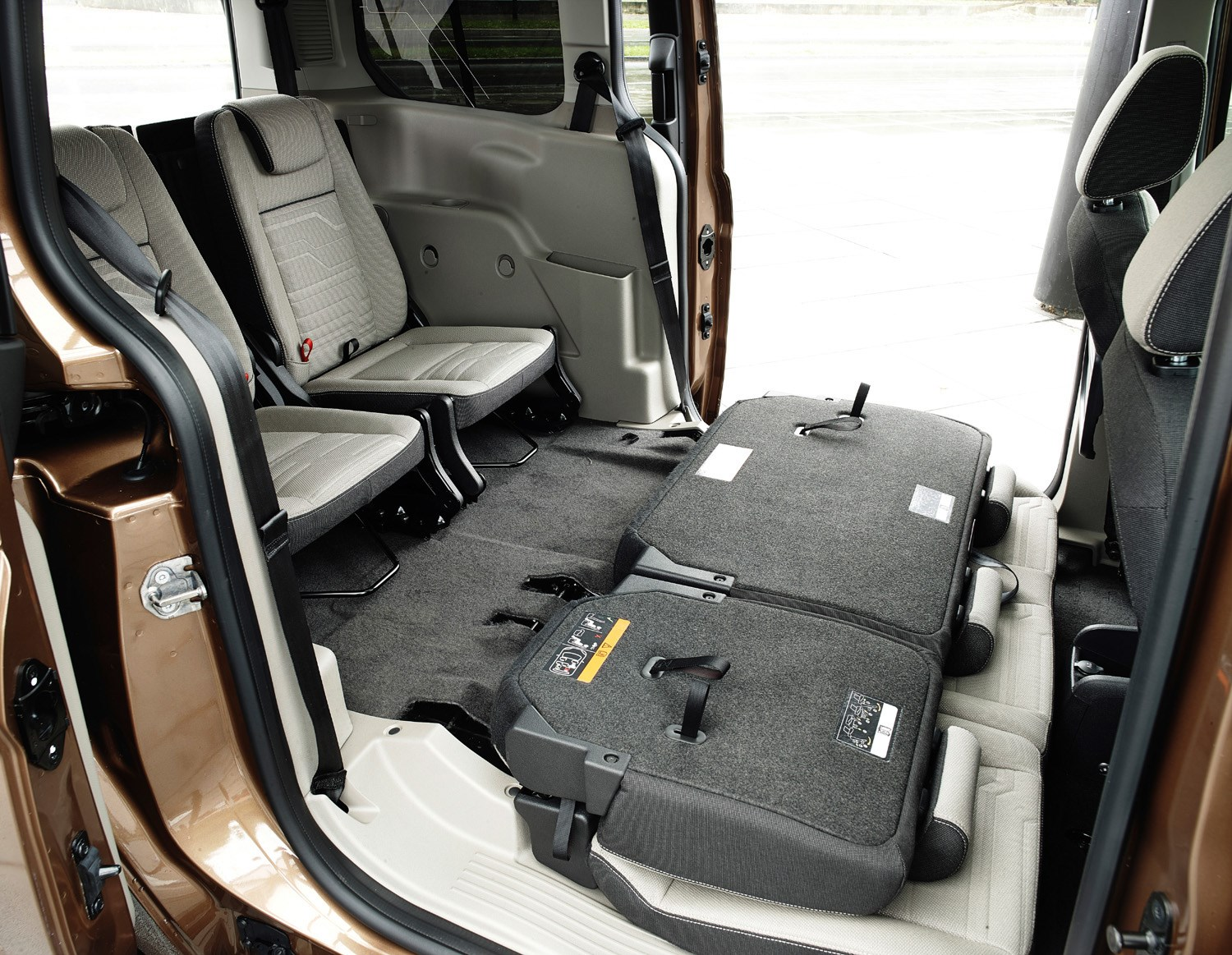 Ford Grand Tourneo Connect Estate 2013